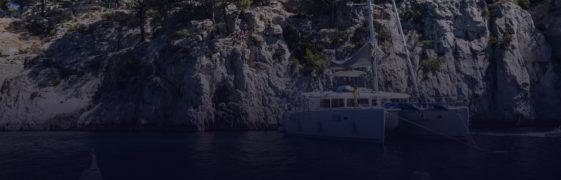 Catamaran occasion banniere