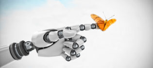 image robotisation